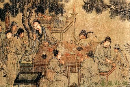 宋朝的一次頂級國宴,端上來的食物卻是如此一般?