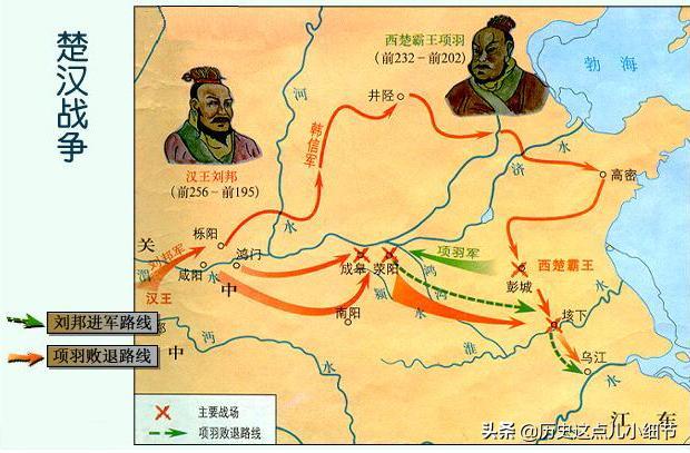 秦末闹得很凶的六国遗族为何在刘邦建立汉朝后选择了蛰伏呢