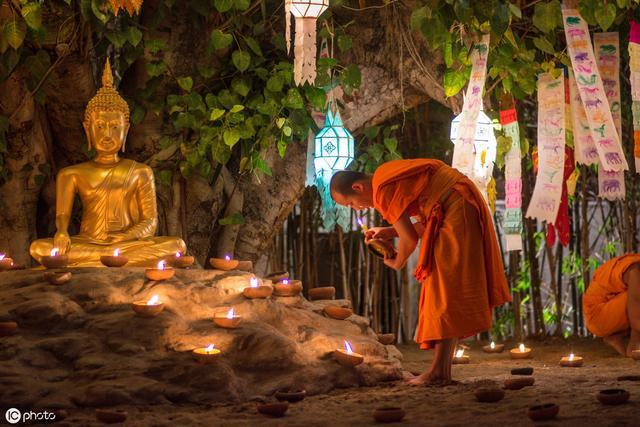 學佛必須素食嗎,古今僧人的素食有何區別?