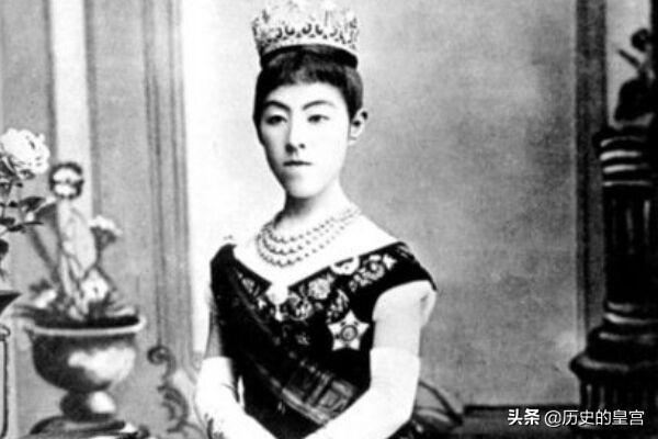她是中國長孫皇后的粉絲,嫁給了明治天皇,自己成為日本第一賢后