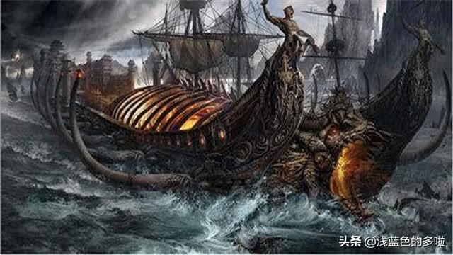 """曾""""吊打""""歐洲300年的""""維京海盜"""",為什么最后都消失了?"""