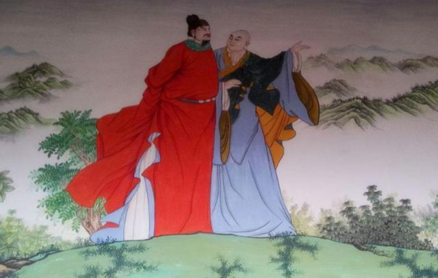 一位算命先生為姚廣孝點亮了明燈,從此他成為了史上最成功的和尚