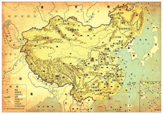 200多年前,這個湖北小鎮的GDP超過武漢,還賺了俄羅斯人好多錢