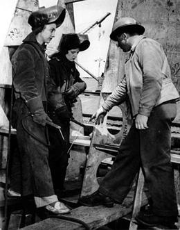 普吉特海灣的第二次世界大戰家庭陣線