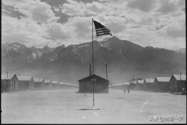 偷袭珍珠港之后,在美国的日本人是怎么生活的