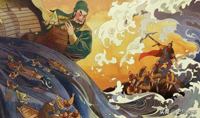 他因義氣向劉表要回了孫堅的尸首,眼光獨到看好曹操曹丕(3)