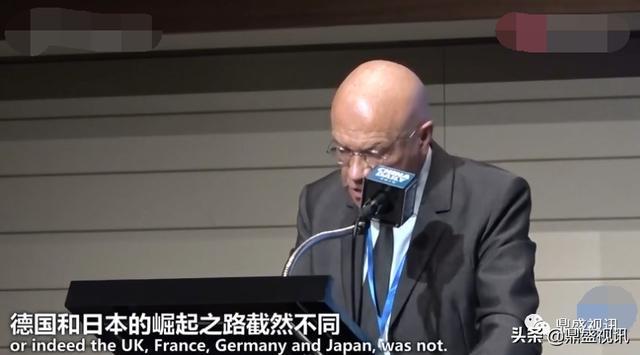 中国的崛起对世界和平而言是否是一种威胁?看英国教授马丁怎么说