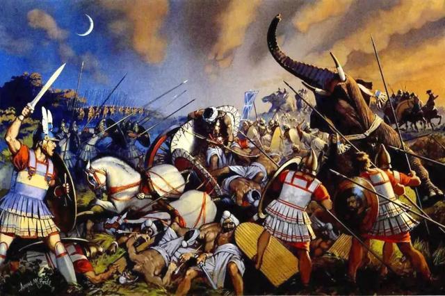 話說世界系列:大象與戰車 孔雀帝國和阿育王