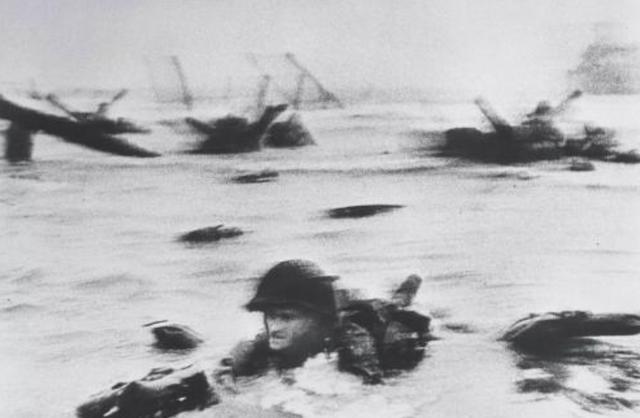 諾曼底登陸這名德軍一人打光12000發子彈,殺死3000多盟軍!