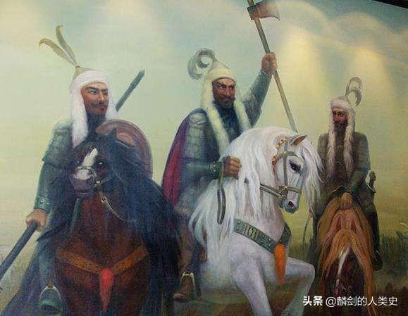 麟剑《人类源流史》东亚古代民族∶女真族与金王朝1
