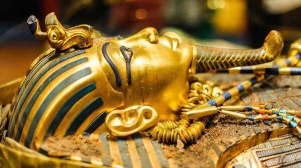 奇異8:埃及法老的陵墓遭盜原來不僅因為財寶