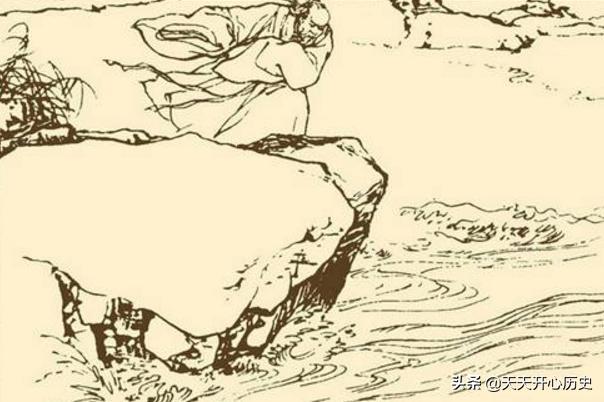 谈屈原自投汨罗的来龙去脉,与端午节要赛龙舟和裹粽子,有何关系